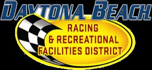 daytona beach racing and recreational facilities district logo