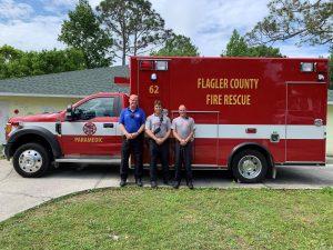 Flagler EMT Truck
